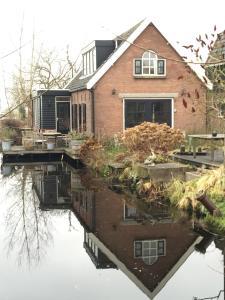 Holiday home Koetshuis de Polderruimte, Prázdninové domy  Berkenwoude - big - 4