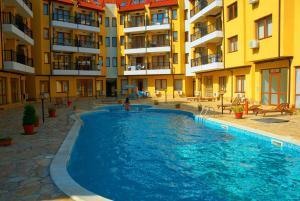 Oasis Beach Resort Kamchia