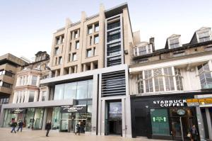 Эдинбург - Premier Inn Edinburgh Princes Street