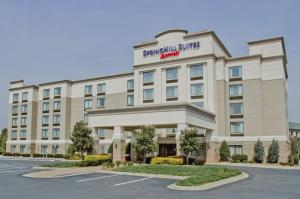 SpringHill Suites by Marriott Charlotte - Concord Mills Speedway