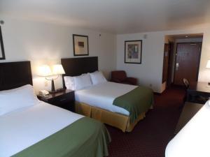 Holiday Inn Express Syracuse-Fairgrounds