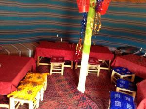Marhaba Camp, Camel & Sandboarding, Zelt-Lodges  Merzouga - big - 70