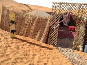 Marhaba Camp, Camel & Sandboarding, Zelt-Lodges  Merzouga - big - 71