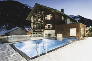 Hotel Schwarzer Adler - Sport & Spa - St. Anton am Arlberg