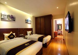 GOPATEL Hotel & Spa, Отели  Дананг - big - 7