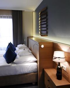 Crocus Gere Bor Hotel Resort & Wine Spa, Hotels  Villány - big - 9