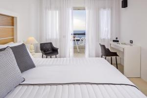 Azzurro Suites, Aparthotels  Fira - big - 7