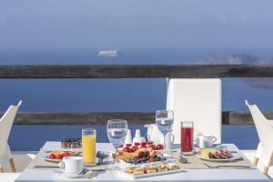 Azzurro Suites, Aparthotels  Fira - big - 42