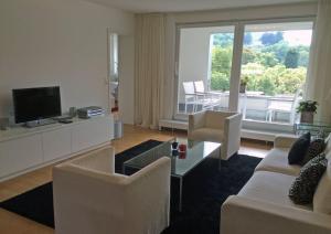 Ferienwohnungen in der Villa Carola, Апартаменты  Баден-Баден - big - 16