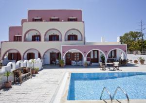 Villa Koronios(Fira)
