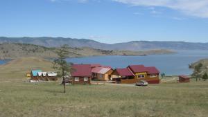 База отдыха Байкальская Радуга, Сахюрта