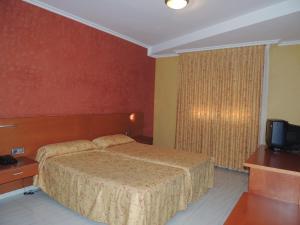 Hotel Dinajan, Hotels  Villanueva de Arosa - big - 6
