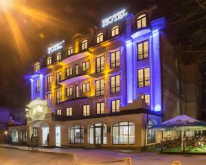 Отель Нота Бене, Львов