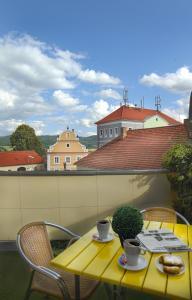 Hotel Pod Stráží, Hotel  Lhenice - big - 68