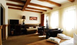 Crocus Gere Bor Hotel Resort & Wine Spa, Hotels  Villány - big - 28