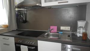 Appartement Gwiggner, Апартаменты  Нидерау - big - 3
