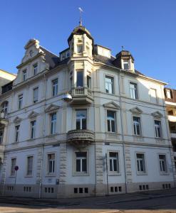 Ferienwohnungen in der Villa Carola, Апартаменты  Баден-Баден - big - 22
