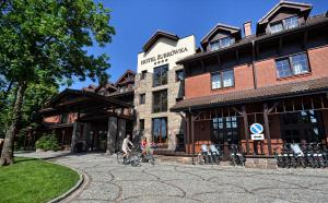 Best Western Hotel Zubrówka
