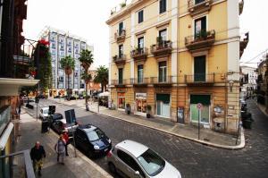 Piazzetta Santa Barbara, Apartmány  Bari - big - 34