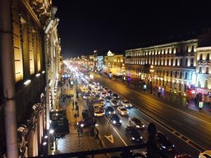 GoodRest , Апарт-отели  Санкт-Петербург - big - 117