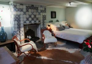 The Vanguard, Bed and Breakfasts  Amsterdam - big - 29