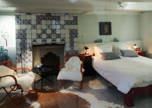 The Vanguard, Bed and Breakfasts  Amsterdam - big - 42