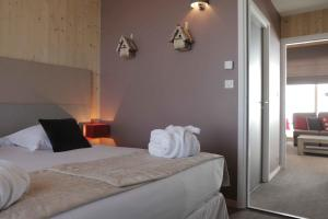 L'Aiguille Grive Chalets Hotel, Hotely  Arc 1800 - big - 17