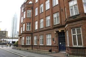 Victorian 2 Bed Flat Vauxhall Park, Apartments  London - big - 5
