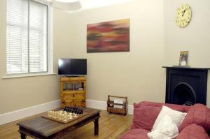 Victorian 2 Bed Flat Vauxhall Park, Apartments  London - big - 13