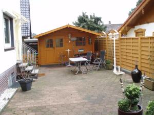 Bleichewiesen Apartment, Appartamenti  Bad Harzburg - big - 13
