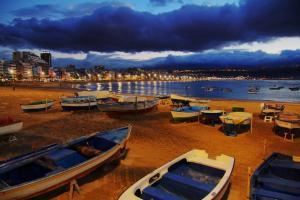 Pensión Sea of Clouds, Ostelli  Las Palmas de Gran Canaria - big - 28