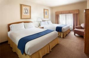 Holiday Inn Express Hotel & Suites Mission-McAllen Area, Hotely  Mission - big - 9