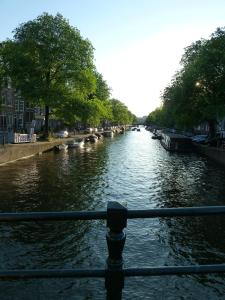 The Vanguard, Bed and Breakfasts  Amsterdam - big - 37