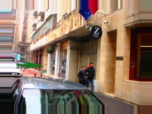 Bloc Colonadelor, Hostels  Bukarest - big - 44