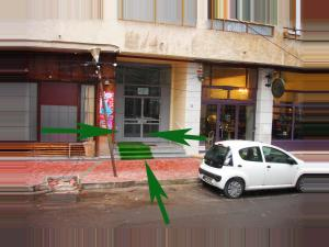Bloc Colonadelor, Hostels  Bukarest - big - 42
