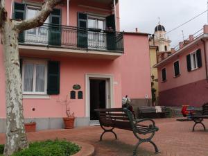 La Piazzetta, Апартаменты  Сестри-Леванте - big - 1