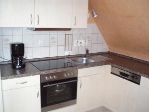 Bleichewiesen Apartment, Appartamenti  Bad Harzburg - big - 2