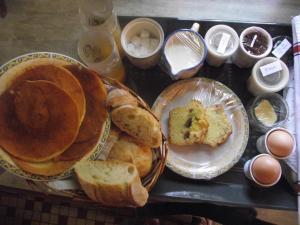 Chez Christy, Bed & Breakfast  Voussac - big - 10