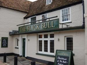The Black Bull Godmanchester