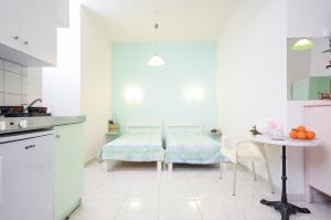 Galazia Studios, Apartmánové hotely  Naxos Chora - big - 8