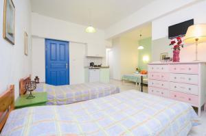 Galazia Studios, Apartmánové hotely  Naxos Chora - big - 10