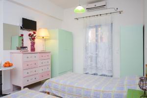 Galazia Studios, Apartmánové hotely  Naxos Chora - big - 11
