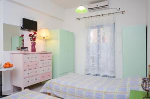 Galazia Studios, Aparthotely  Naxos Chora - big - 11