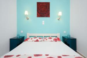 Galazia Studios, Apartmánové hotely  Naxos Chora - big - 6
