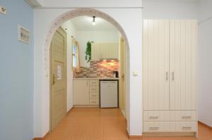 Galazia Studios, Apartmánové hotely  Naxos Chora - big - 13