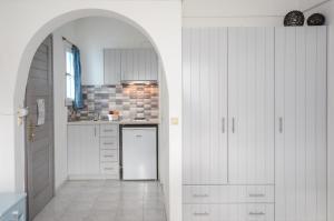 Galazia Studios, Aparthotely  Naxos Chora - big - 15