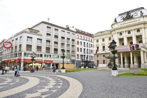 Appartement Apartmán Old centre - Rybárska brána Bratislava Slowakei