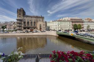 Hotel Solo Moyka 82, Szállodák  Szentpétervár - big - 45
