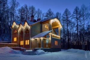 Дом отдыха Снежный Барс