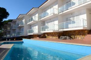 Apartamentos Bonsol, Apartments  L'Estartit - big - 1